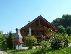 Location de chalets à Doucier dans le Jura