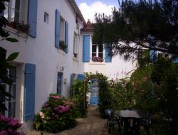 B&B in Fontenay le Comte in Vendee, Loire Area.