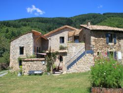 Bed and Breakfast in Ardeche, Rhone Alps region.