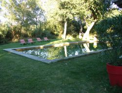 Holiday home close to Avignon in France. near Uzes
