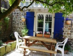 Holiday home near Dinan in Northern Brittany.