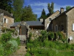 Holiday home close to Millau in Midi Pyrenees. near Aguessac