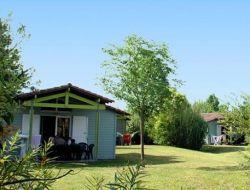 Village de vacances du Lot et Garonne.