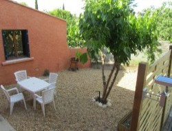 Holiday home in Languedoc Roussillon.
