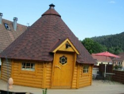 Location de vacances insolite en Alsace.