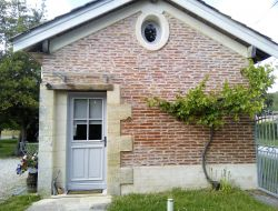 Holiday home near Bordeaux in Aquitaine.