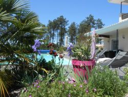 B&B near Arcachon and Le Cap Ferret in Aquitaine.