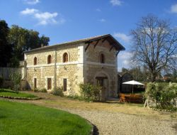 Holiday home close to Bordeaux in Aquitaine.