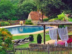 Gites a louer a Sarlat en Dordogne.