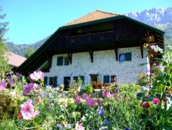 Holiday home close to Annecy in Savoy Alps.