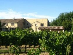 Holiday home near Vaison la Romaine in France. near Villedieu