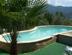 Holiday home with pool in Provence. near Vinsobres