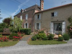 Bed and Breakfast in south Vendee, Loire Area. near La Caillère Saint Hilaire