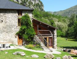 Holiday cottage in the Pyrenees