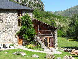 Gite rural de grande capacité en Ariege Pyrénées.