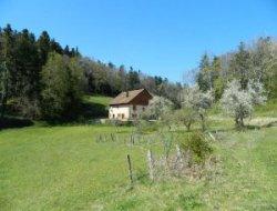 Gîte rural dans le Doubs.