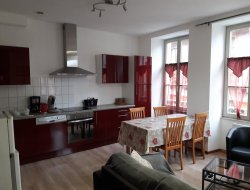Holiday naccommodation in Ribeauville in Alsace. near Kintzheim