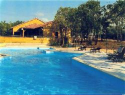 Holiday village in the Quercy