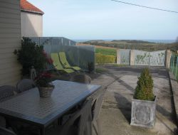 Seaside holiday home in the Pas de Calais, France.