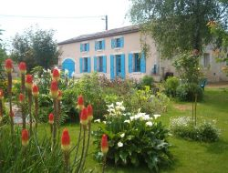 Bed & Breakfast near La Rochelle in Poitou Charente near Puyravault