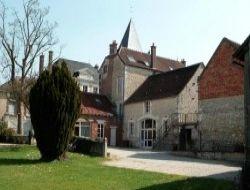 Gîte de groupe dans l'Yonne, Bourgogne.