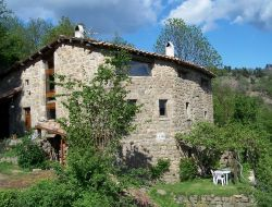 Holiday home in Ardeche, Rhone Alps Region near Saint Julien Labrousse