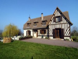 Bed and Breakfast near Deauville in France.