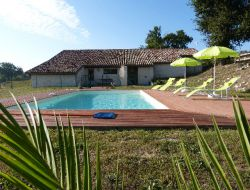 Holiday home in Dordogne, Aquitaine. near Les Lèves et Thoumeyragues