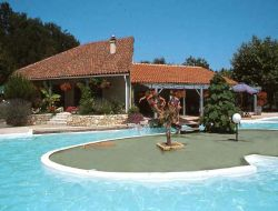 Holiday accommodation in the Lot near Prudhomat