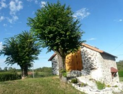 Holidat cottage in the Cantal, Auvergne.
