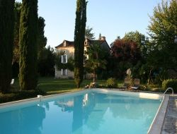 Bed and Breakfast near Cahors in Midi Pyrenees.