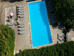 Holiday cottages with pool in the Languedoc Roussillon. near Quarante