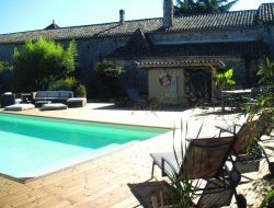 Bed and Breakfast in Gironde, Aquitaine. near Saint Pey de Castets