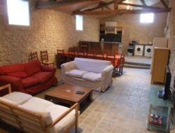 Gîte de groupe a louer en Gironde.