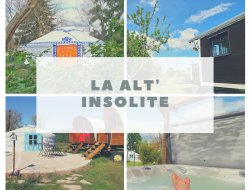 Unusual accommodations close to Loire Castles. near Vallières les Grandes