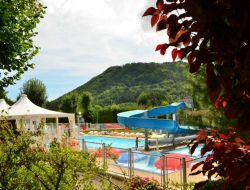 Holiday accommodation in a camping of Auvergne