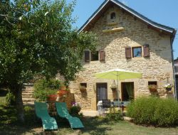 Character cottage in Aveyron, Midi Pyrenees.
