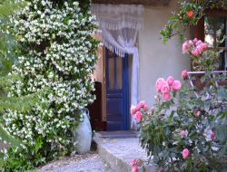 Holiday cottage in the Drôme Provençale. near Saint May