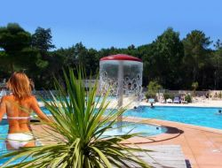Seaside holiday accommodations in Languedoc Roussillon near Saint Cyprien Plage