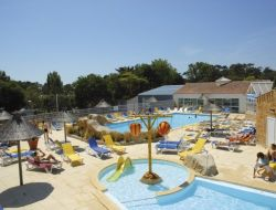 Location en camping ***** en Vendée