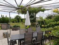Holiday home close to Blois in France near La Ferte Saint Cyr