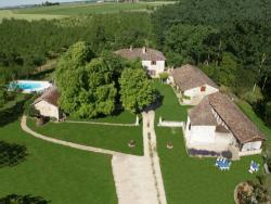 Self catering cottage in Nérac in the Lot et Garonne near Port Sainte Marie