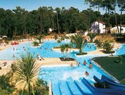 Seaside holiday accommodation in Poitou Charentes. near Les Mathes