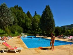 Holiday accommodation in Aveyron, Midi Pyrenees. near Curières