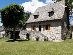 Gite rural à louer dans le Cantal (15).