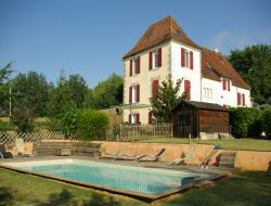 Holiday homes in Dordogne valley, Aquitaine.