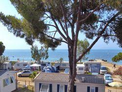 Camping bord de mer dans le Var