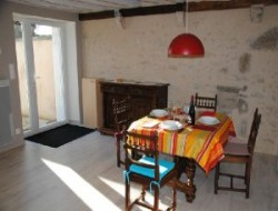 Holiday home close to Blois in Loire Valley, France. near La Chapelle Saint Martin en Plaine