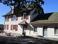 Large capacity holiday home in the Jura, Franche Comte. near Prenovel