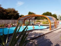 Seaside holiday accommodation in Loire Area